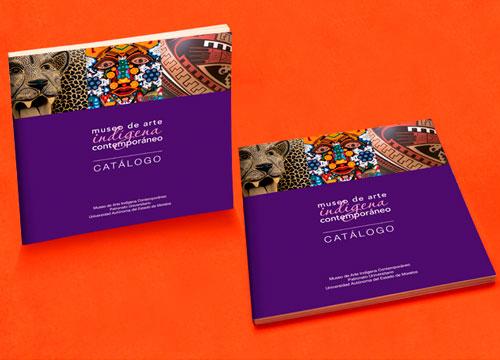 Catálogo Museo de Arte Indígena Contemporáneo